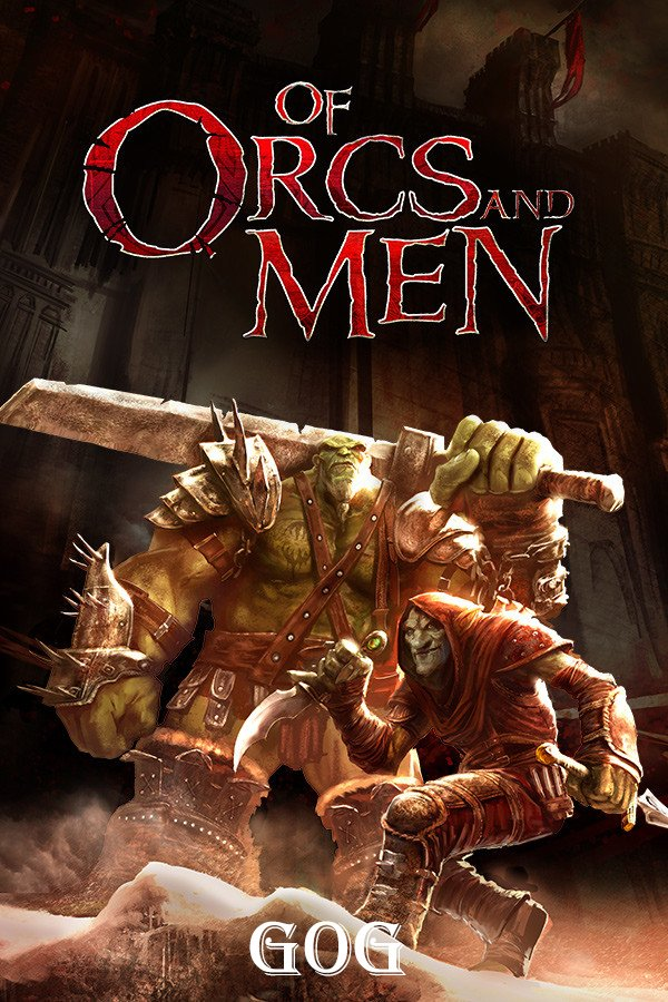 Of Orcs And Men v.1.02 [GOG] (2012) PC | Лицензия