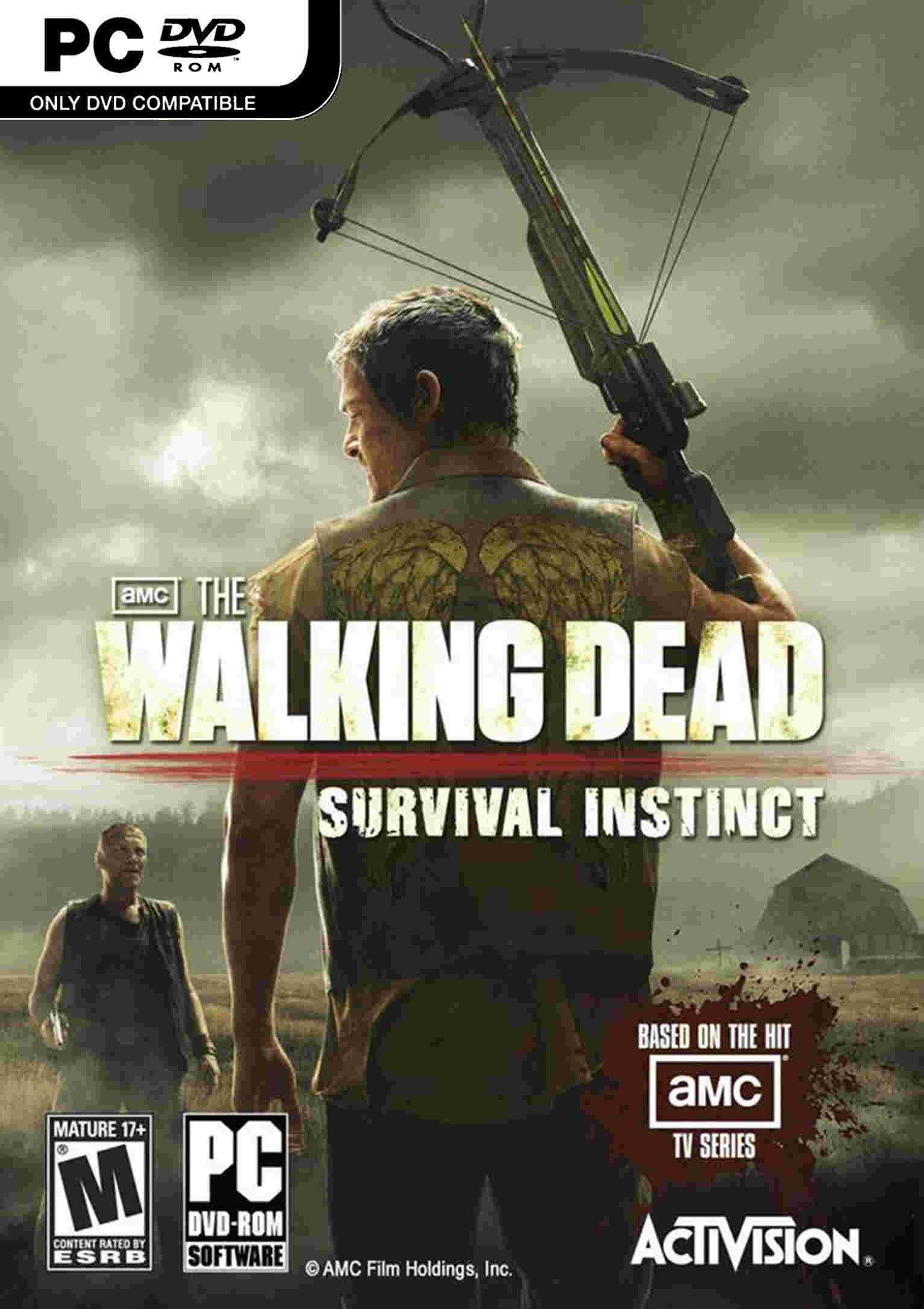 The Walking Dead™: Survival Instinct [Rip] (2013) PC | Лицензия